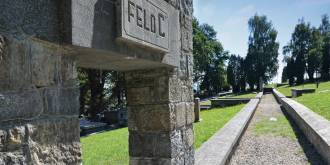 The Austro-Hungarian 1914-1918 Military Cemetery